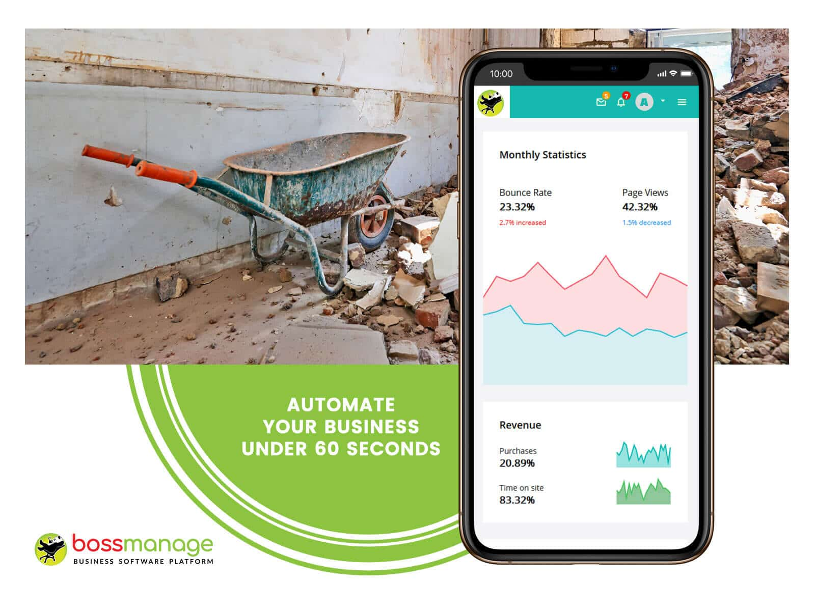 company scheduling software, Junk Removal management system